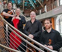 Third Angle String Quartet image