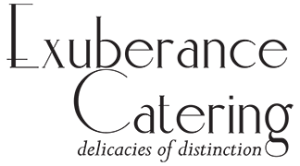 Exuberance Catering Logo
