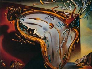Salvador Dali Time